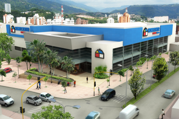 Homecenter Bucaramanga